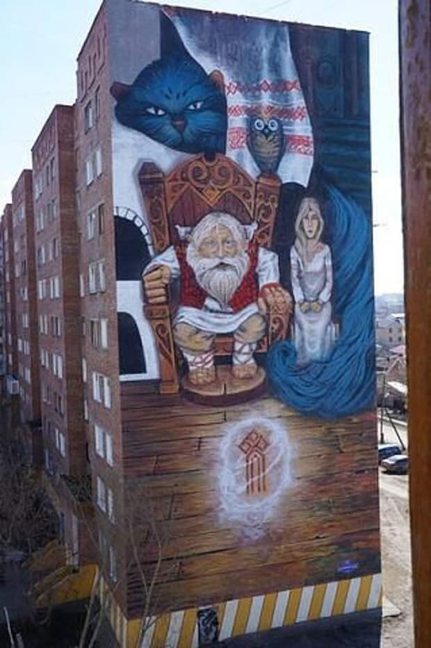 В Омске творится волшебство