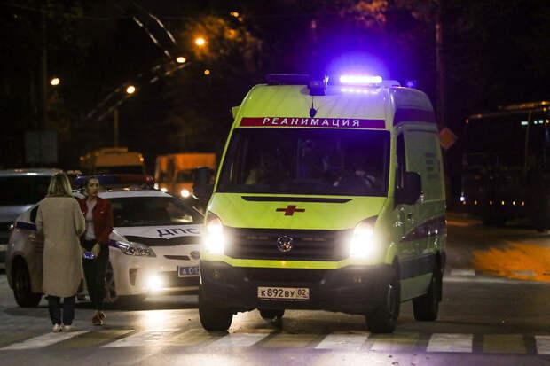 В ДТП с пассажирским автобусом в Хабаровске погибли два человека