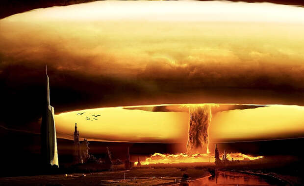 Как работает водородная бомба