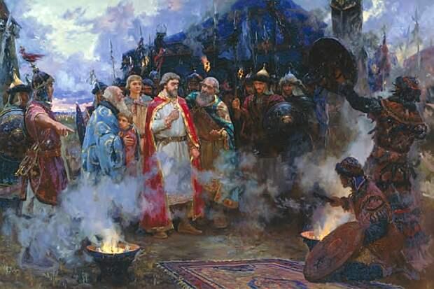 Друг дьявола, внук святого. Борис и Глеб XIII века.