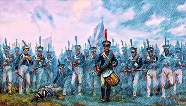Из 700  Тверского батальона   домой вернется   300 егерей  ...