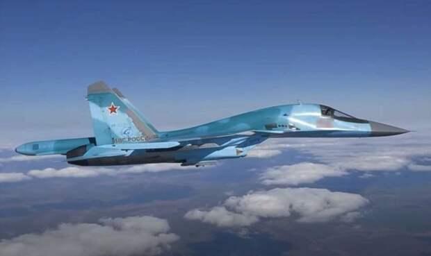 В SOHR заявили о нанесении ВКС РФ ударов по боевикам после их нападения на колонну сирийских военных