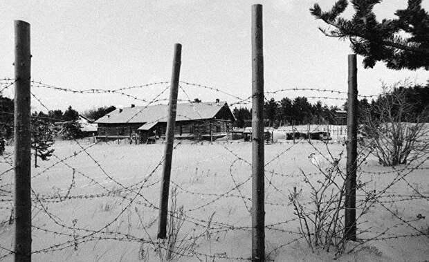 Как британцы устроили концлагерь на русской земле