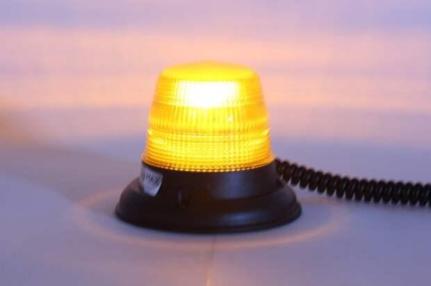 Britax-Amber-LED-Beacon-Magnetic-Base-B64.00.LMV-Commercial-Vehicle-Flashing-Emergency-Warning-Lighting-Truck-Car-Van-Wagon-Fork-Lift-Tractor-Digger-Excavator-2