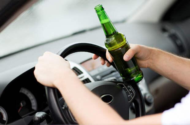 В Тверской области задержали пьяного водителя