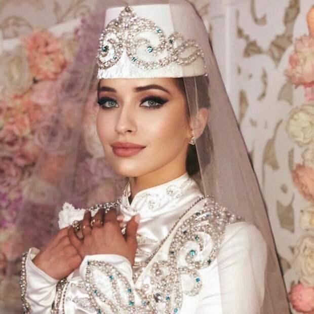 Осетинская невеста.
