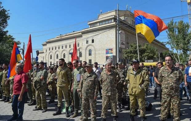 Обострение военного конфликта между Арменией и Азербайджаном