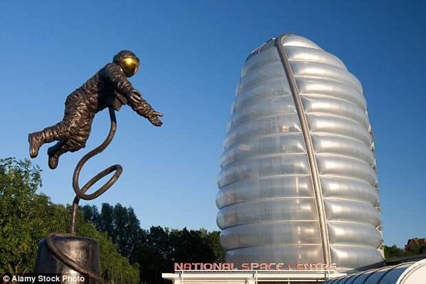 Национальный космический центр в Лестере