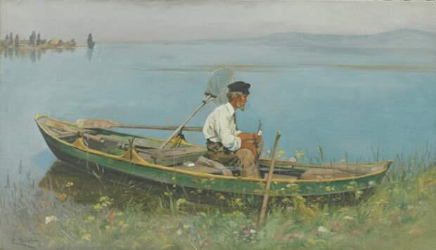 «Сломанные лодки» (притча).