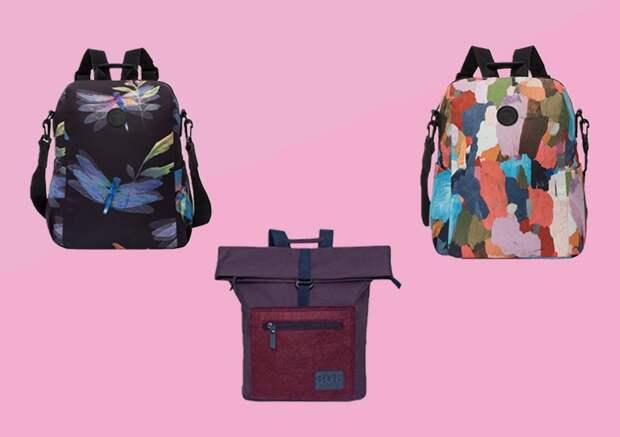 Как выбрать женский рюкзак: главные правила