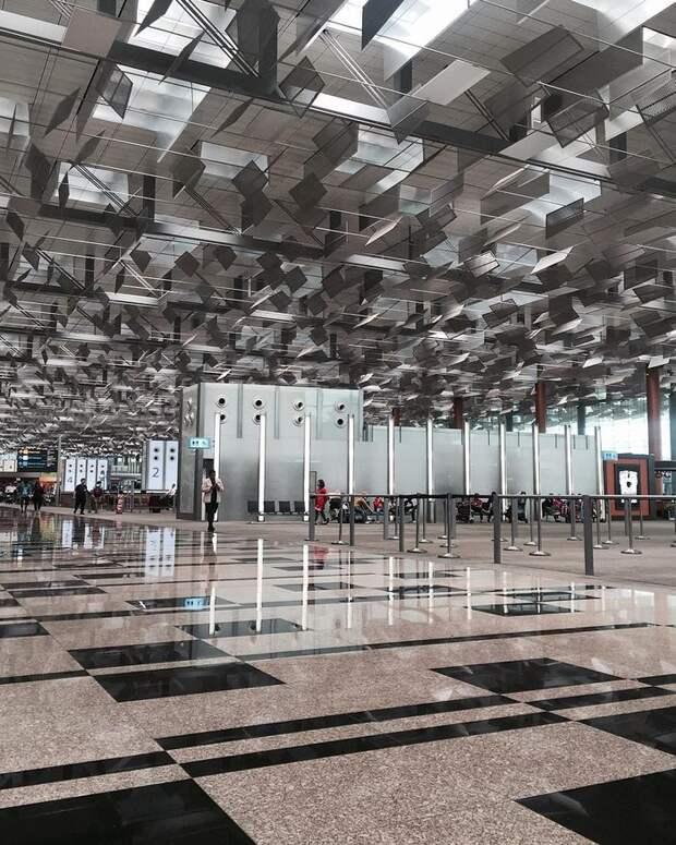 Где находится лучший аэропорт в мире?