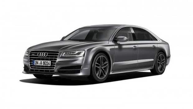 2016 Audi A8 Edition 21