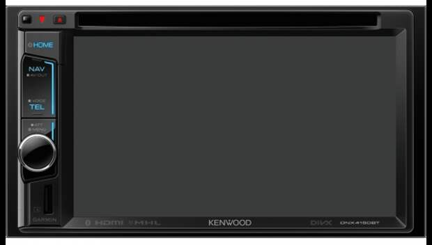 Тест мультимедиасистемы Kenwood DNX4150BTR: дорогу покажешь?