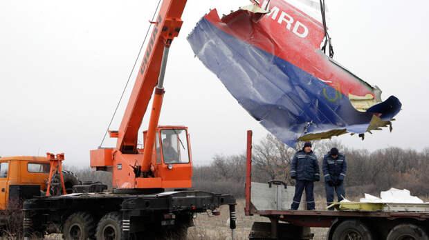"""В Нидерландах пошли в отказ, узнав об """"аресте"""" подозреваемого по делу MH17"""
