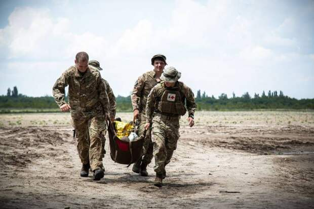 Обзор украинской группировки войск на Донбассе: силы, средства, расходы