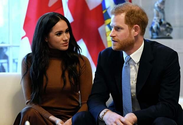Принц Чарльз не лишал Гарри финансирования после того, как он покинул королевскую семью