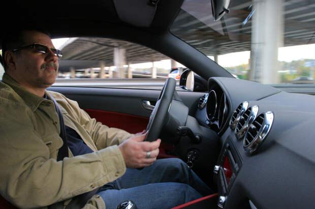 Как длительное нахождение за рулем влияет на здоровье?