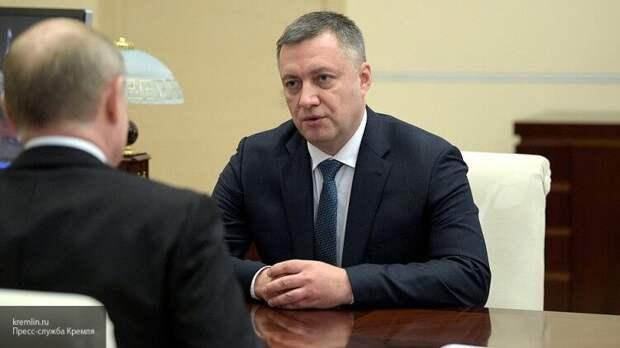 Кобзев одержал победу на выборах главы Иркутской области