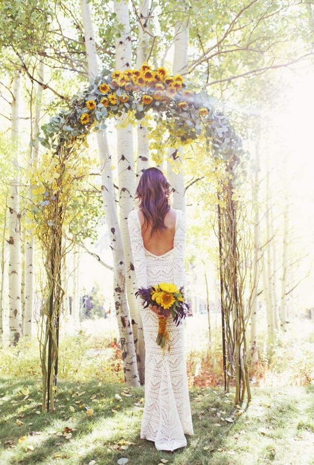Очарование романтики. Невеста в стиле бохо: с головы до пят