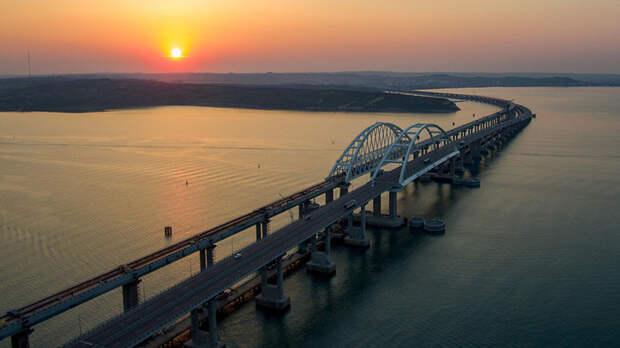 Крымский мост положит конец украинской государственности