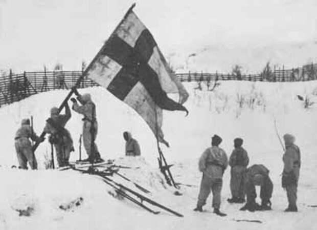 Какие военные преступления совершили финны в Великую отечественную