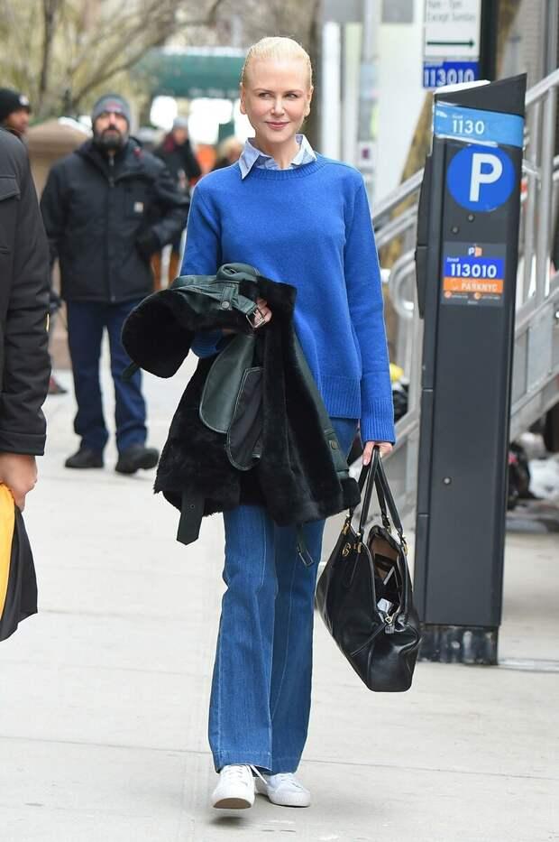 Почему образ хладнокровный Николь Кидман не выходит из моды и всем так нравится