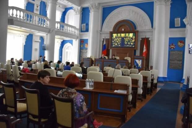 Депутаты Заксобрания приняли порядок согласования кандидатуры прокурора Севастополя