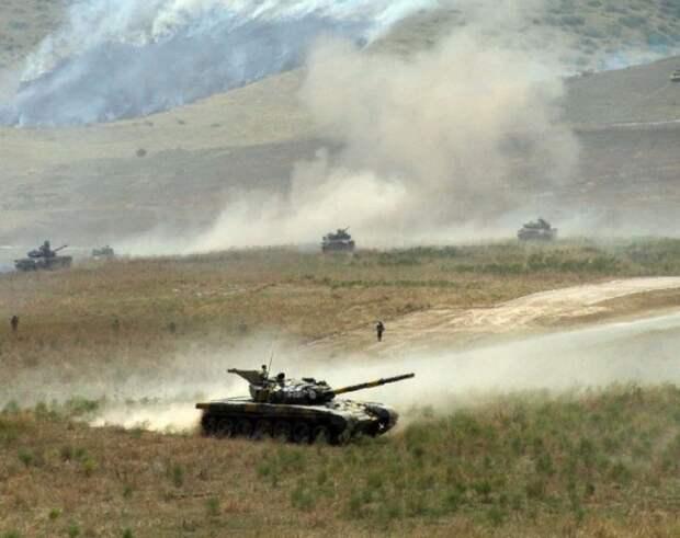 Армения и Азербайджан обвинили друг друга в переброске боевиков из Сирии