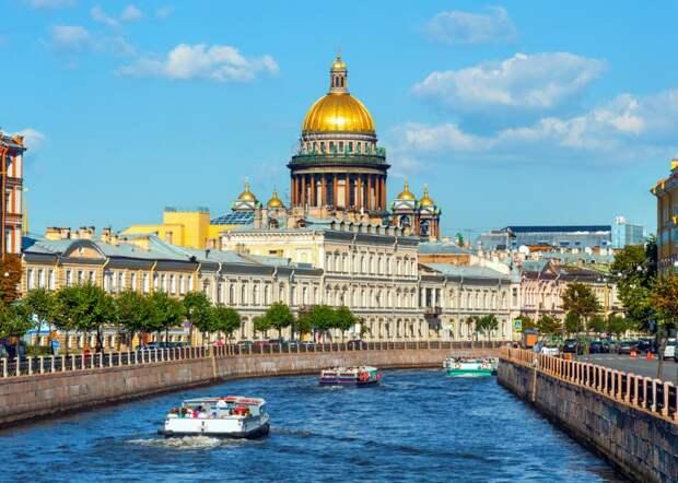 ВСанкт-Петербурге побит пятый подряд температурный рекорд: Новости ➕1, 23.06.2021