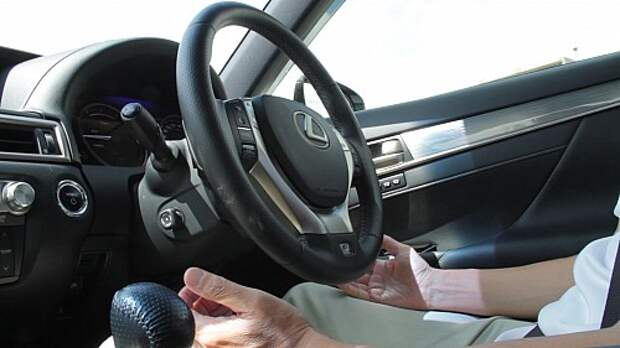 Toyota тестирует беспилотник Highway Teammate