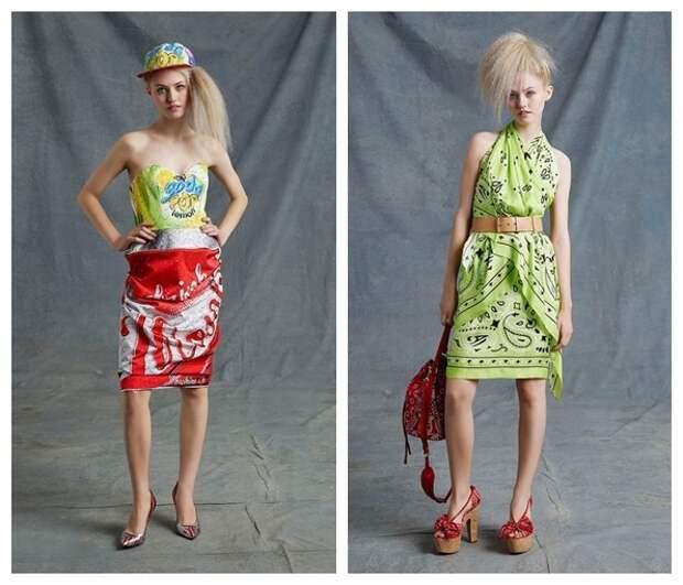 Модные тренды лета 2015 - фото