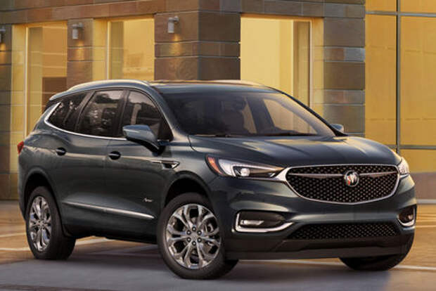 Не Опель: кроссовер Buick Enclave второго поколения придерживается корней