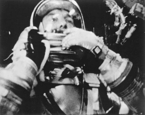 Алан Шепард: что не так с первым полетом «американского Гагарина»