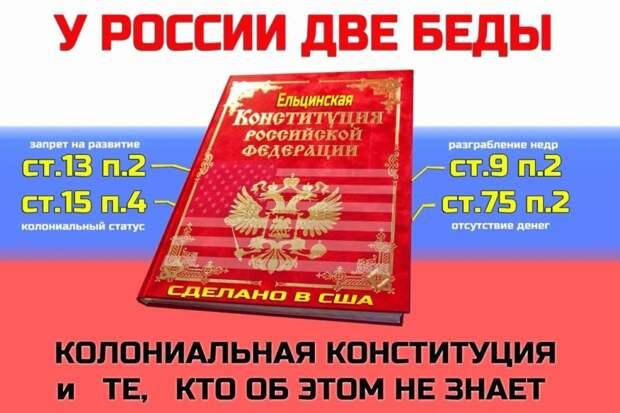 Путин сделал шаг змеи, или за что мы голосуем 1 июля?