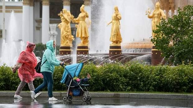Синоптик спрогнозировал дефицит осадков летом в Москве