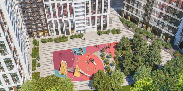 Для строительства домов по программе реновации с начала года город выделил 17,3 гектара