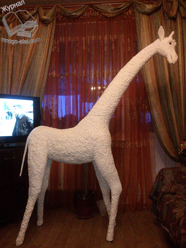 жираф мастер класс