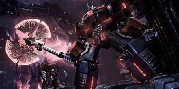 Transformers: Rise Of The Dark Spark (Трансформеры: Битва за Тёмную Искру).