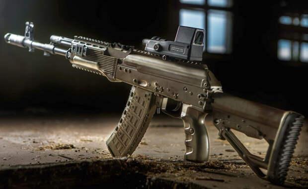 Добротное оружие. |Фото: lenta.co.