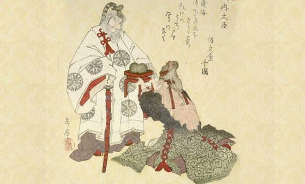 Манускрипт Такенучи: неизвестная история человечества?