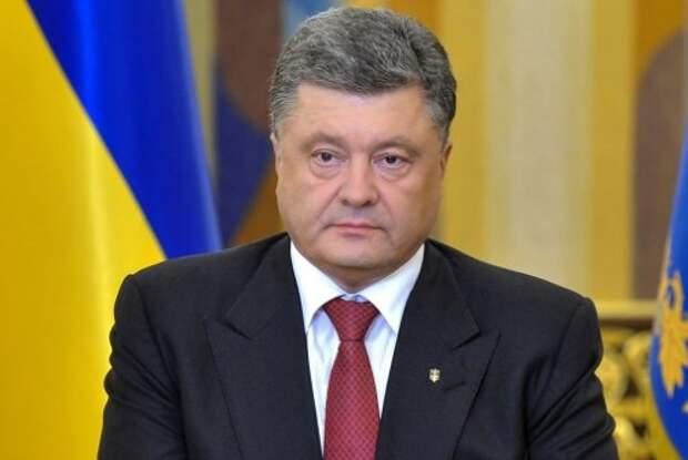 Порошенко договорился по поставках из ЕС оружия нелетального действия