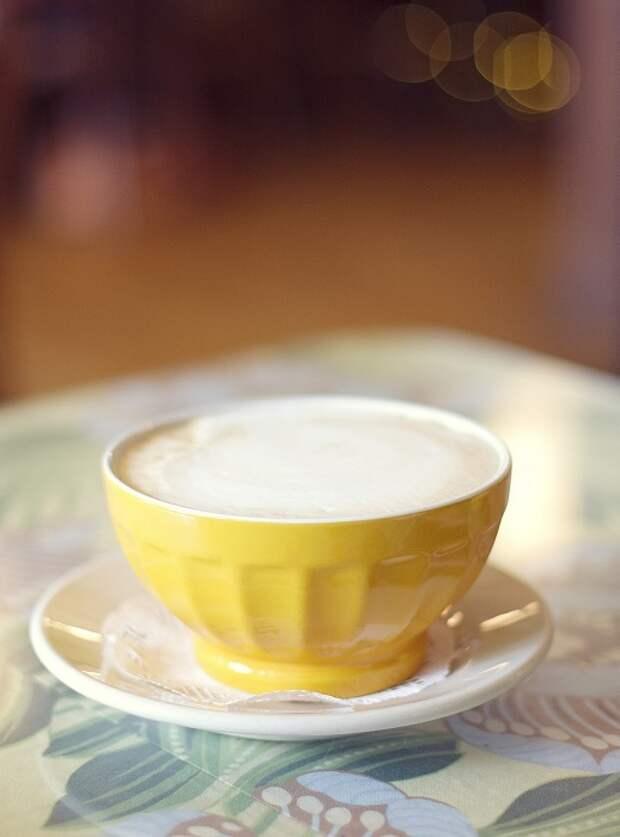 Кофе с молоком, Франция. Кофе с молоком по-французски.