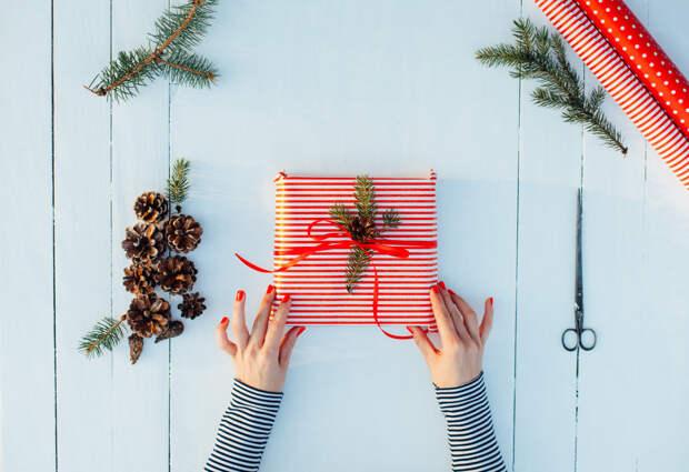 Как сделать всем подарки, если ты жадина?