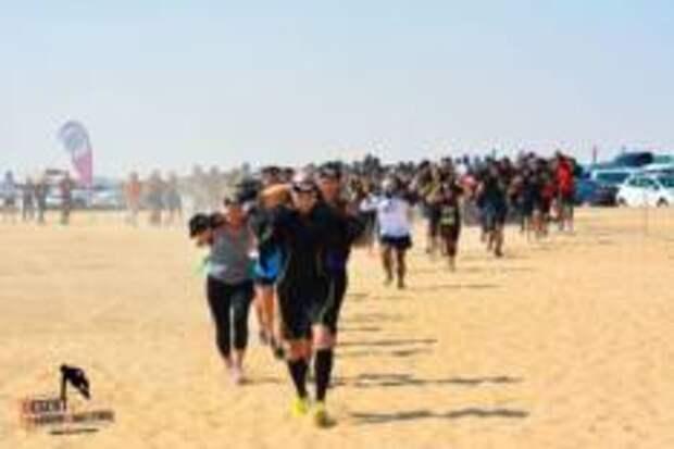 Экстремальный забег Desert Warrior Challenge – а на что способен ты?