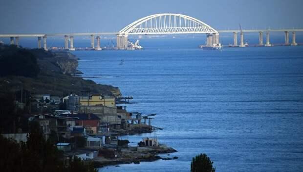 В Киеве объяснили, как Крымский мост поможет РФ получить контроль над Херсоном и Николаевом