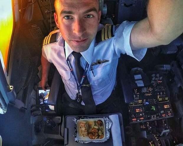 как питаются пилоты