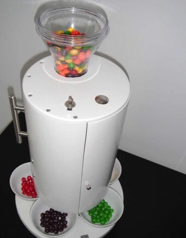 устройство для сортировки конфет