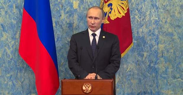 Минутка юмора. Пресс-конференция Путина