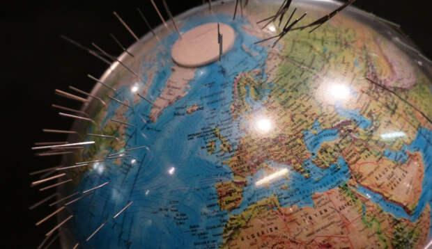 Александр Роджерс: Начинается передел мира на зоны влияния