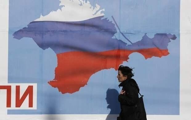 Киев признал, что Крым массово поддержал Россию